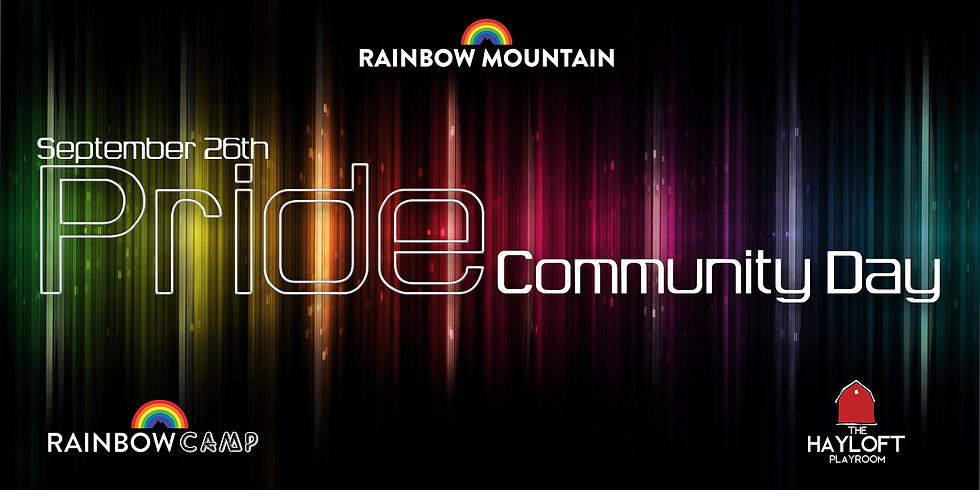 Pride Community Day