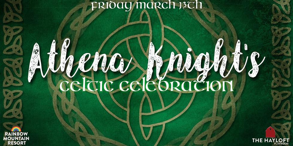 Athena knight's Celtic Celebration
