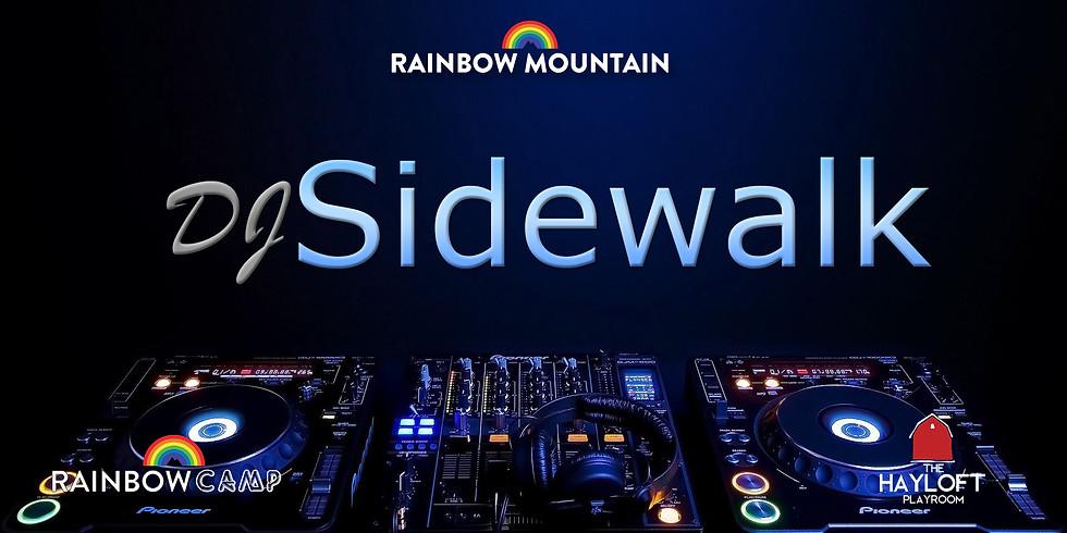 DJ Steve Sidewalk Poolside