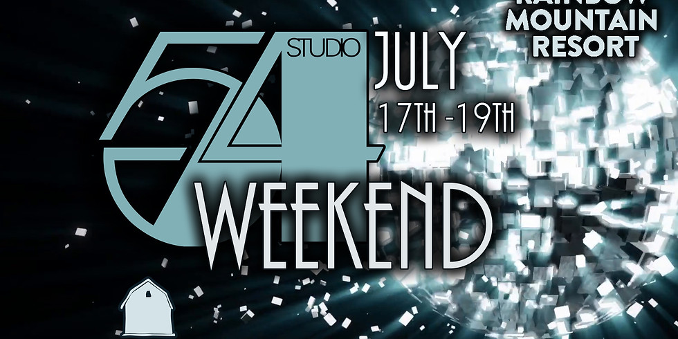 Studio 54 Weekend