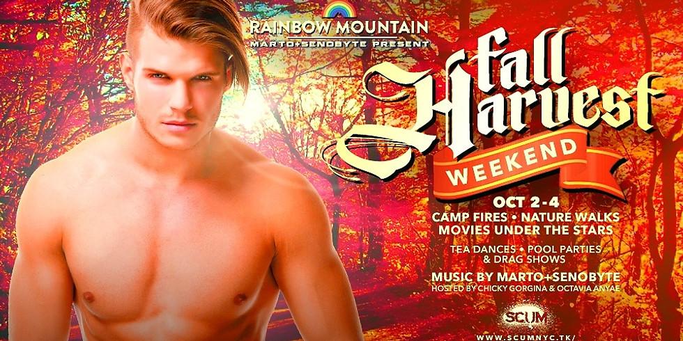 Fall Harvest Weekend