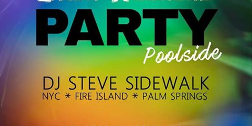 DJ Steve Sidewalk