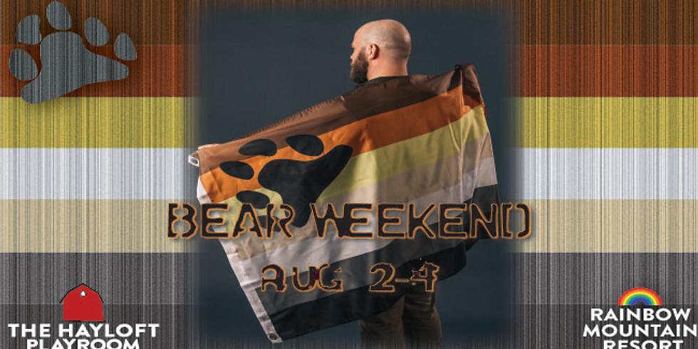 BEAR WEEKEND