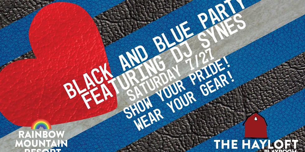 BLACK & BLUE PARTY