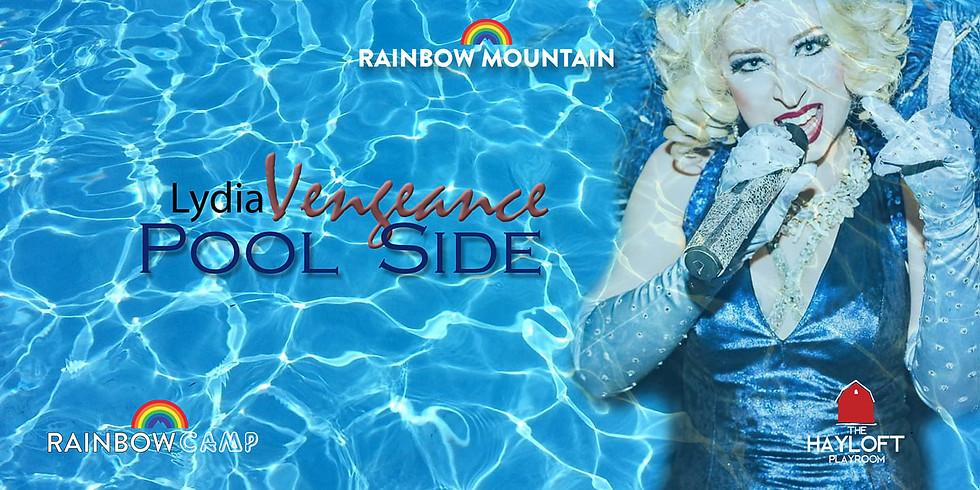 Lydia Vengeance Poolside
