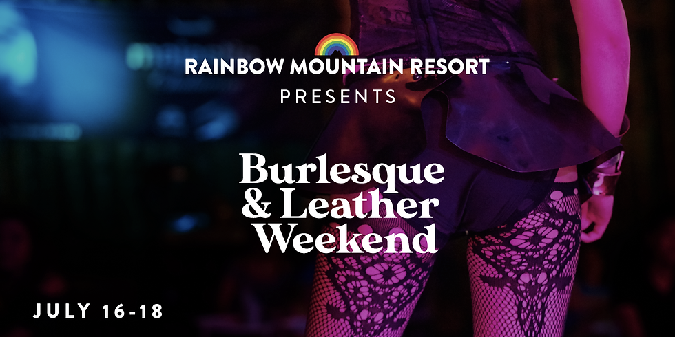 Burlesque&Leather Weekend
