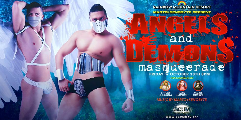 Angels & Demons Masqueerade