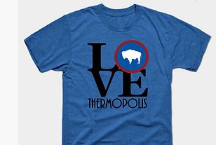 Thermopolis, Wyoming - LOVE - HomeBornLoveWyoming