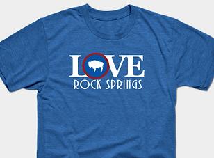 Rock Springs, Wyoming LOVE - HomeBornLoveWyoming