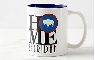 Sheridan, Wyoming - HOME - HomeBornLoveWyoming