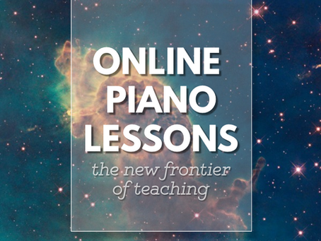 Online Lessons: The New Frontier of Teaching