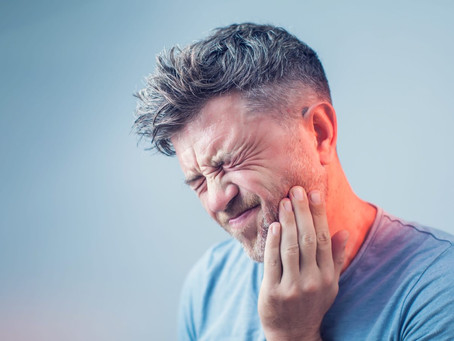 Dental Pain During COVID-19? Here are Two Strategies.