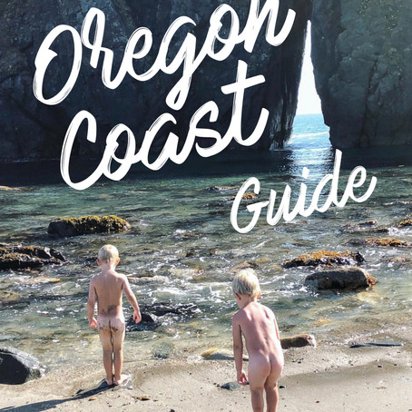 Southern Oregon Coast Guide