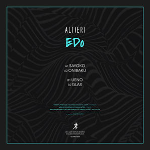 SlowMotio_Altieri - EDO_Album-Cover_0803