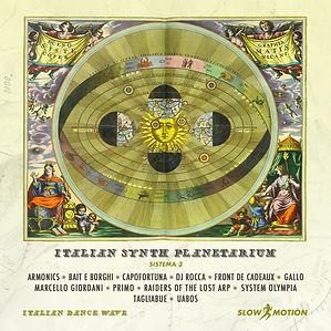 Italian Synth Planetarium - Sistema 3.jp