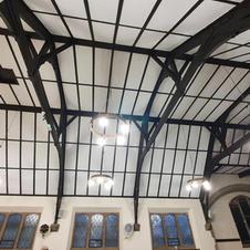 Prayer Hall Ceiling 1