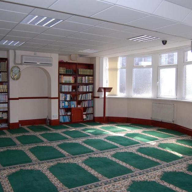 Main Prayer Hall