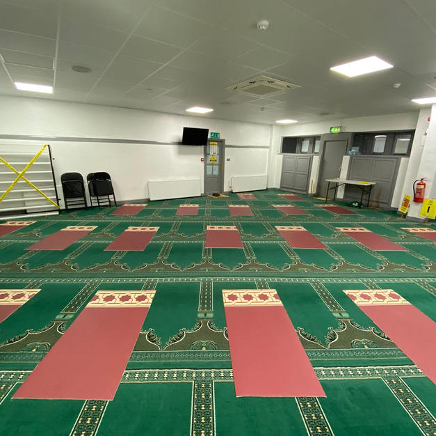First Floor - Prayer Hall