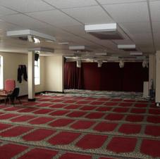 Back of Main Prayer Hall
