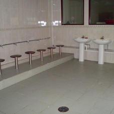 Old Masjid Ladies Wudu Area