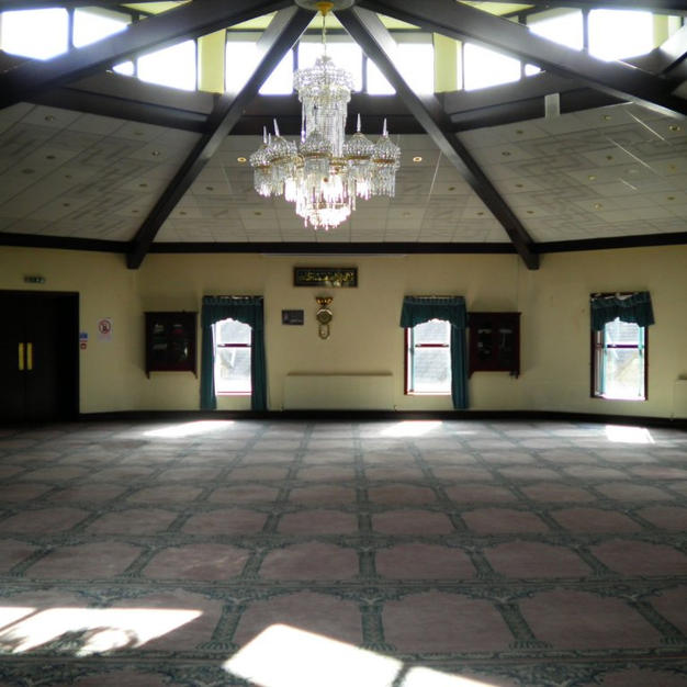 First Floor Prayer Hall
