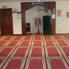 Stage - Current Masjid