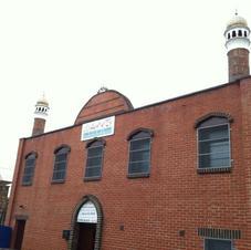 Hopwood Lane Masjid - Halifax