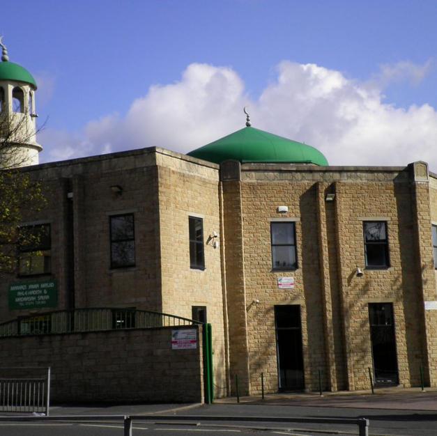 The Masjid Outside 2