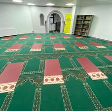 Ground Floor Prayer Hall