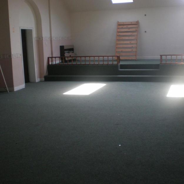 Proposed Main Hall - New Masjid
