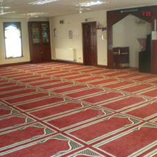 Main Hall - Current Masjid