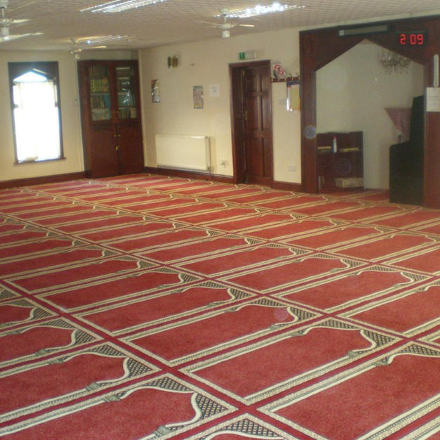 Main Hall - Current Masjid