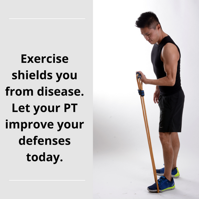 Physical Therapy Isn't Just For Pain. It Can Keep You Healthy For Life.