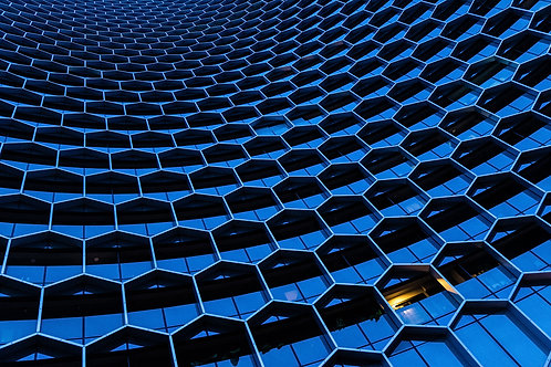 The Blue Hive