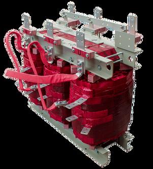 Transformador Trifásico Seco Clase H 600 kVA serie 1.1 / 1.1 kV