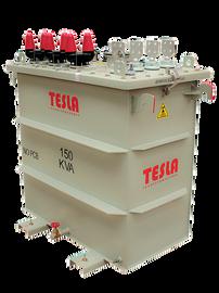 Transformador Trifásico Ocasionalmente Sumergible 150 kVA Serie 15/1.2kV