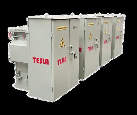 Lote Transformadores Monofásicos Tipo Pedestal Radial 15 kVA Serie 15 / 1,2 kV