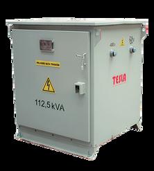 Gabinete de protección IP 65 para Transformador 112,5 kVA Serie 1.1 kV