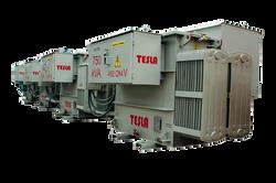 Transformadores en Aceite - TESLA