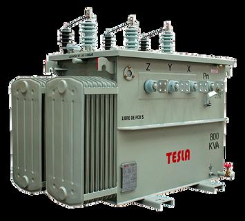 Transformador Trifásico Convencional 800 kVA Serie 15/1.2kV
