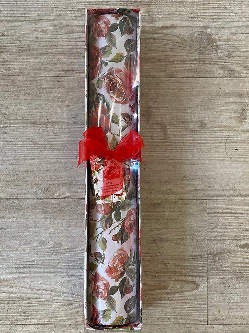 Rose Drawer Liner - Large