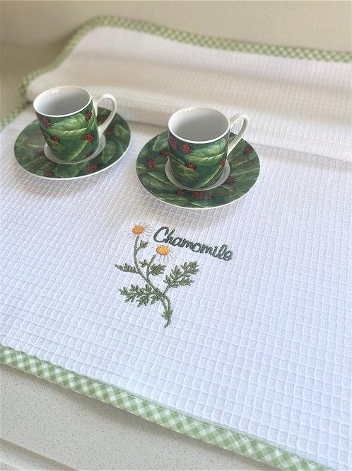 Chamomile Tea Towel