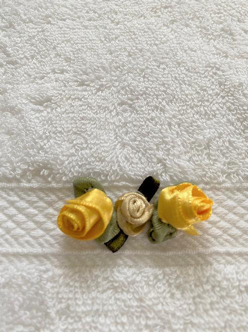 Yellow Roses Towel