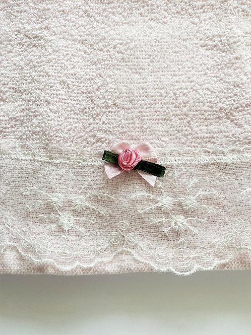 Pink Dantelle Towel