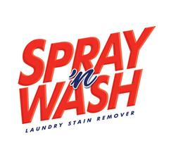 Spray N Wash logo