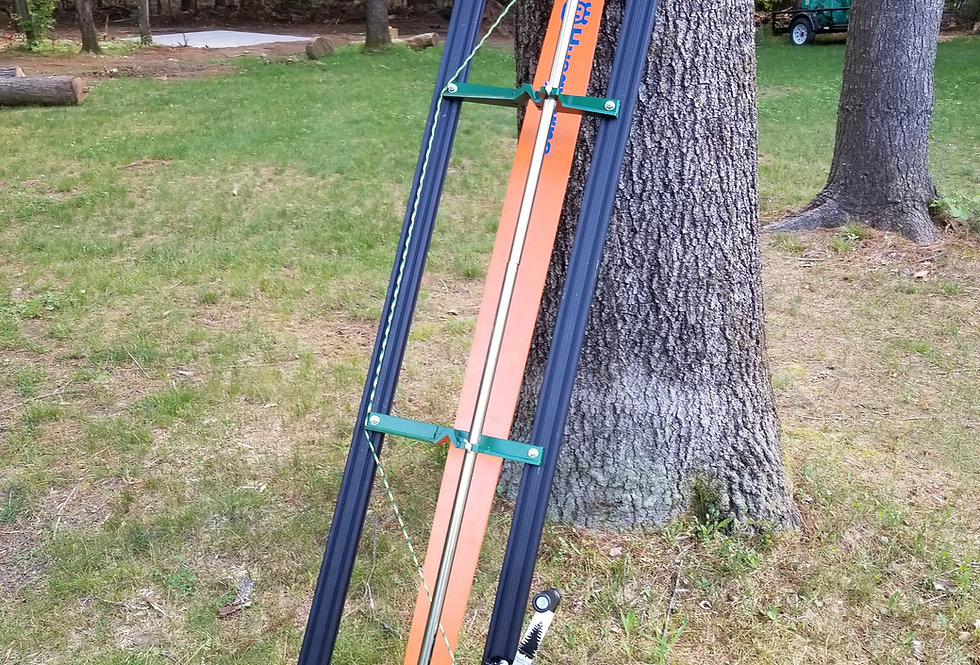 "72"" Chainsaw Mill + Winch Kit+ Oiler Kit"