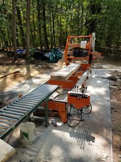 Bandsaw Mill-HD36
