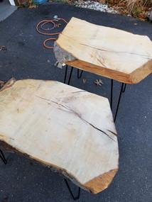 Beechwood End Tables