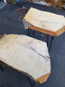 Beechwood End Tables