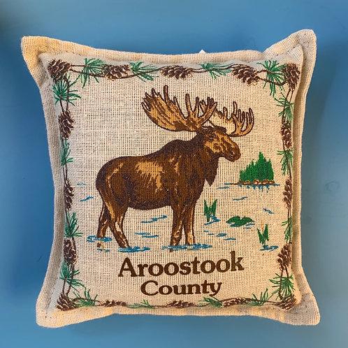 Balsam Pillow 6x6 Aroostook